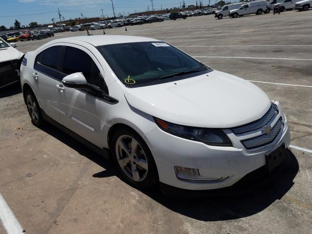 Chevrolet Volt salvage cars for sale: 2014 Chevrolet Volt