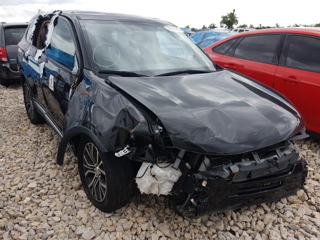 Salvage cars for sale from Copart Sikeston, MO: 2018 Mitsubishi Outlander