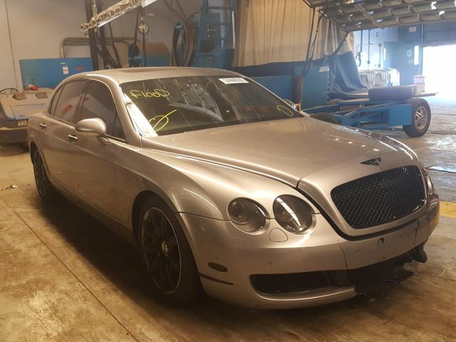 Bentley Continental salvage cars for sale: 2007 Bentley Continental