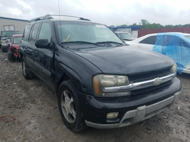 Chevrolet Trailblazer salvage cars for sale: 2004 Chevrolet Trailblazer