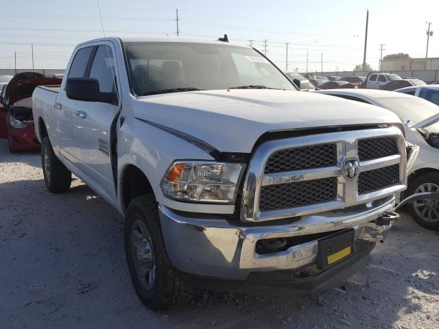 Salvage cars for sale from Copart Haslet, TX: 2018 Dodge RAM 2500 SLT