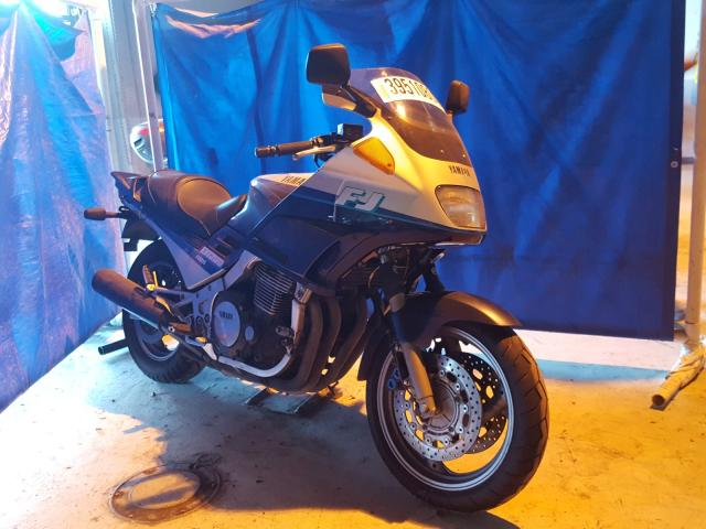 Yamaha salvage cars for sale: 1992 Yamaha FJ1200 A
