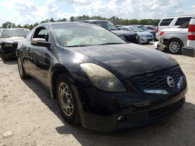 Salvage cars for sale from Copart Houston, TX: 2008 Nissan Altima 3.5