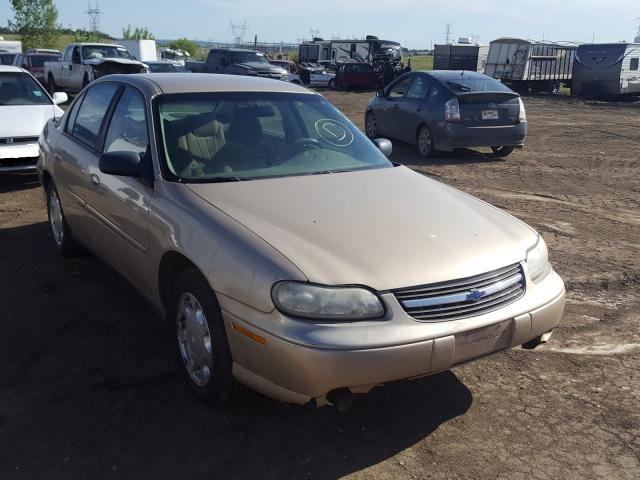 Chevrolet Malibu salvage cars for sale: 2003 Chevrolet Malibu