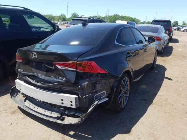 цена в сша 2018 LEXUS IS 300 JTHC81D25J5028936