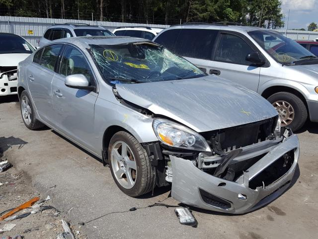 Salvage cars for sale from Copart Dunn, NC: 2012 Volvo S60 T5