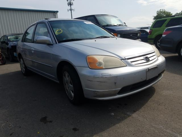 Salvage 2001 HONDA CIVIC - Small image. Lot 38897800