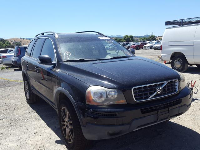 Volvo salvage cars for sale: 2007 Volvo XC90 3.2