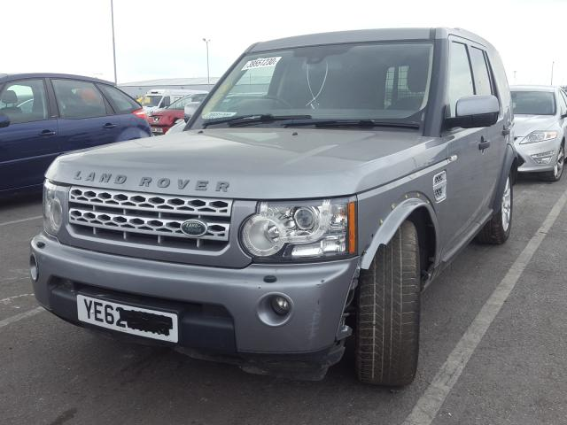 LAND ROVER DISCOVERY - 2012 rok