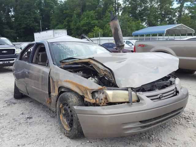 Salvage cars for sale from Copart Midway, FL: 1999 Toyota Camry CE