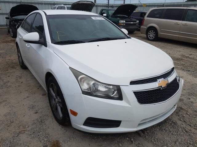 Chevrolet salvage cars for sale: 2012 Chevrolet Cruze LT
