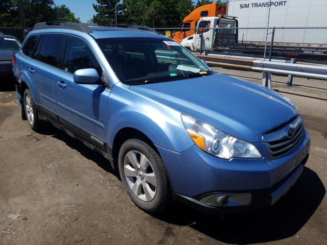 Subaru Outback 3 salvage cars for sale: 2012 Subaru Outback 3