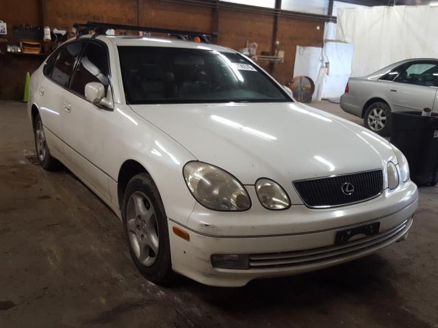 Salvage cars for sale from Copart Ebensburg, PA: 1999 Lexus GS 300