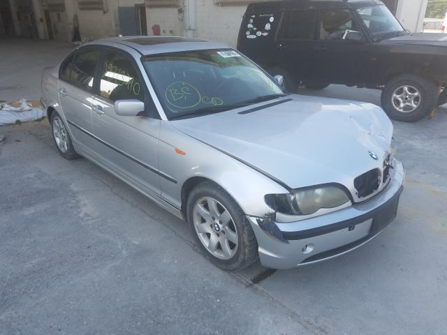 Salvage cars for sale from Copart Fredericksburg, VA: 2004 BMW 325 IS SUL