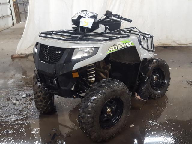 2020 ARCTIC CAT  ATV