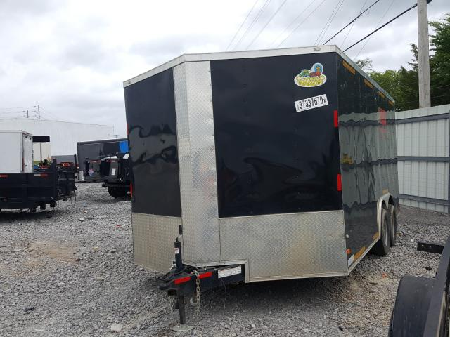2020 OTHER TRAILER - Left Front View