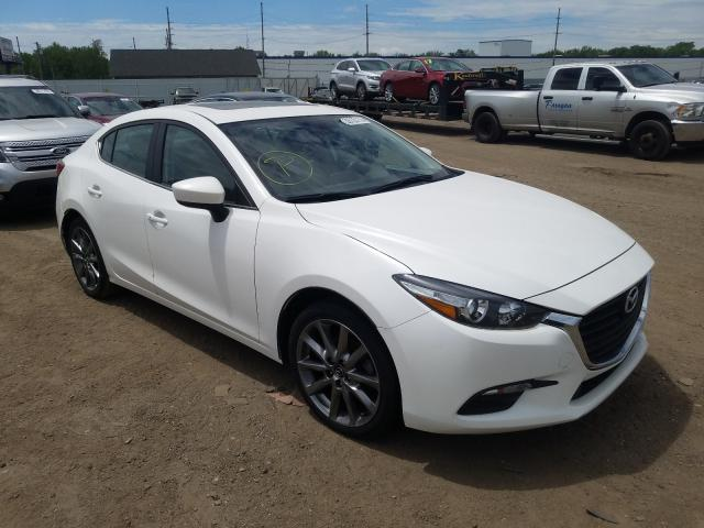 Mazda salvage cars for sale: 2018 Mazda 3 Touring
