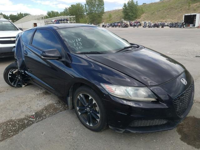 Honda CR-Z salvage cars for sale: 2014 Honda CR-Z