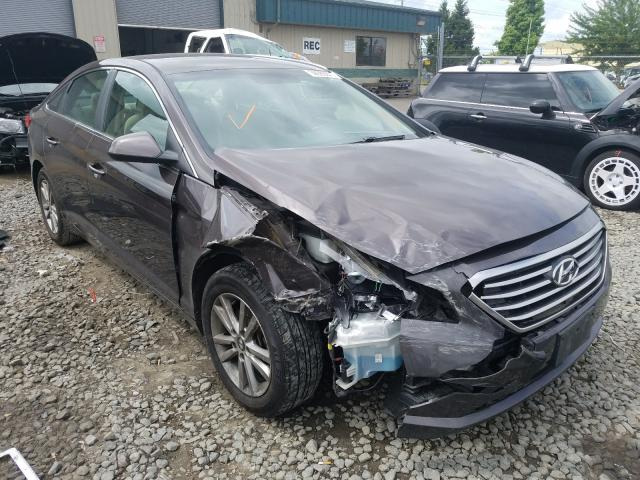 Salvage cars for sale from Copart Eugene, OR: 2016 Hyundai Sonata SE