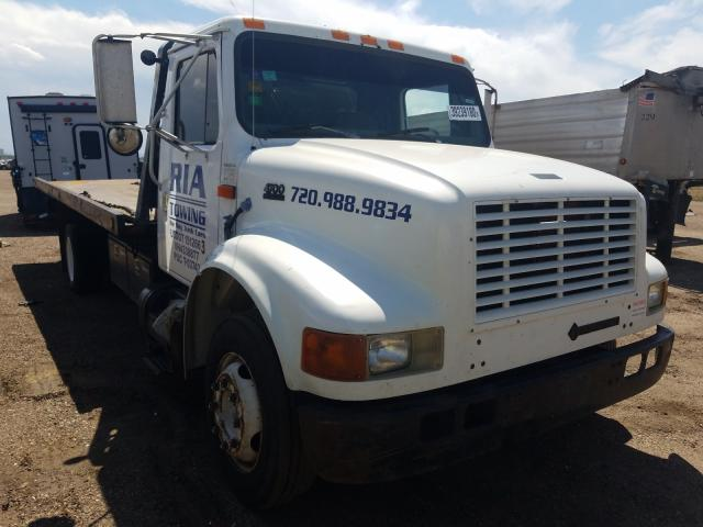International salvage cars for sale: 1997 International 4000 4700