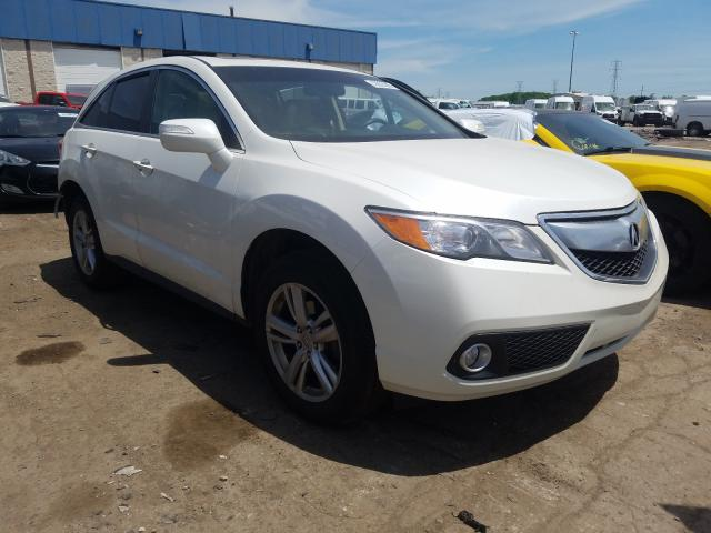 photo ACURA RDX 2014