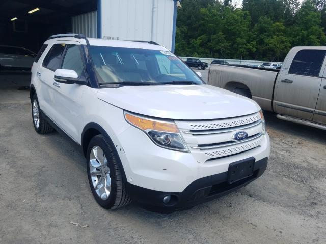Ford Explorer L salvage cars for sale: 2011 Ford Explorer L
