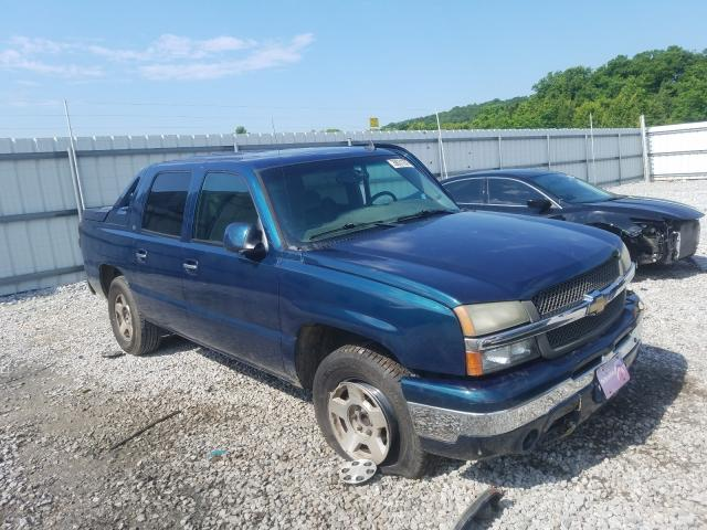 Chevrolet salvage cars for sale: 2006 Chevrolet Avalanche