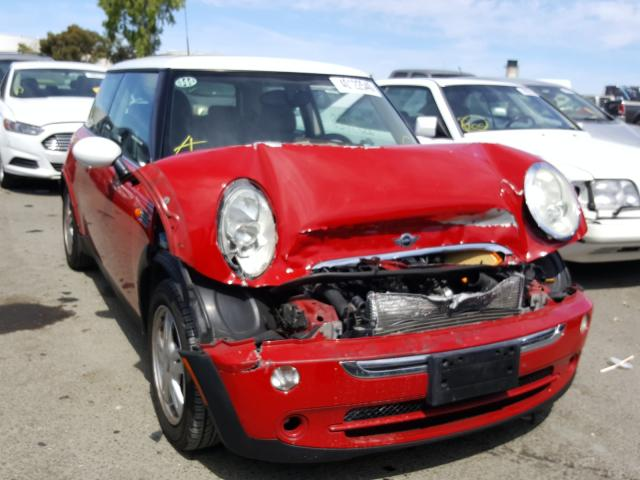 Mini Cooper salvage cars for sale: 2006 Mini Cooper
