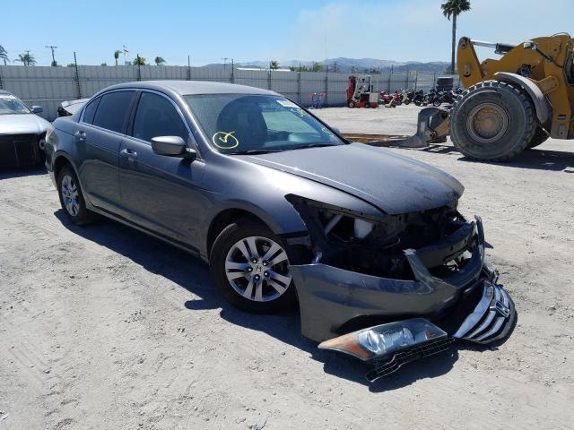 Honda Accord SE salvage cars for sale: 2012 Honda Accord SE