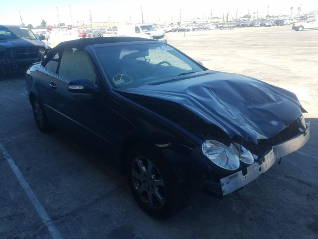 2004 Mercedes-Benz CLK 320 for sale in Sun Valley, CA