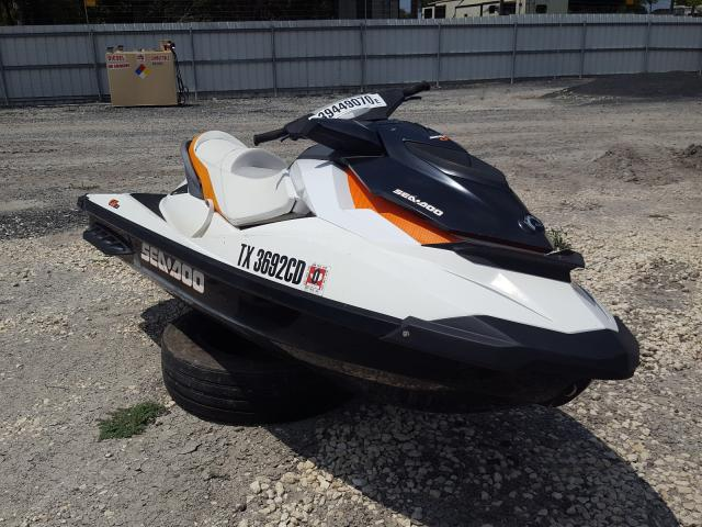 Salvage 2013 Seadoo GTI 130 for sale
