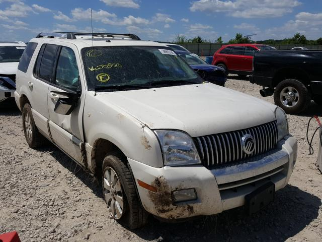 Mercury Mountainee salvage cars for sale: 2007 Mercury Mountainee