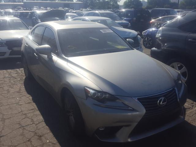 Vehiculos salvage en venta de Copart Colton, CA: 2016 Lexus IS 200T