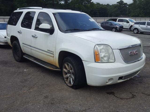GMC Yukon Dena salvage cars for sale: 2009 GMC Yukon Dena