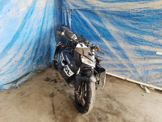 Honda CBR1000 RR salvage cars for sale: 2005 Honda CBR1000 RR