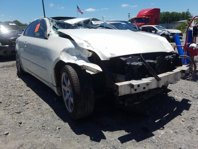 Infiniti salvage cars for sale: 2004 Infiniti G35