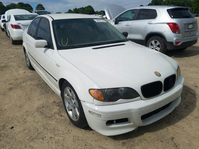 BMW 325 I salvage cars for sale: 2003 BMW 325 I