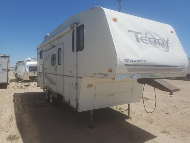 Camp salvage cars for sale: 2005 Camp Terry