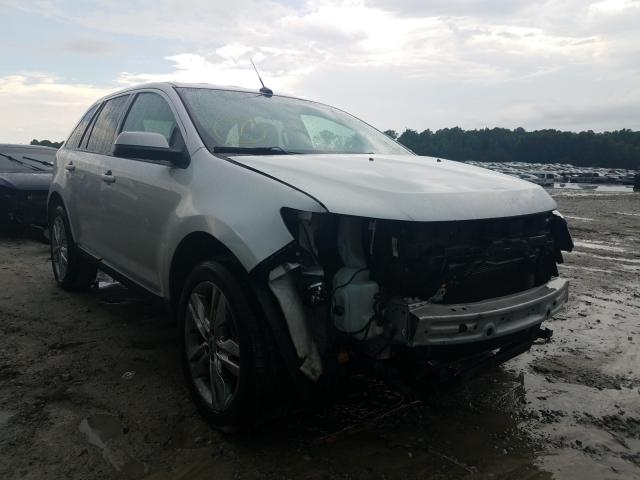 Ford Edge SEL salvage cars for sale: 2013 Ford Edge SEL