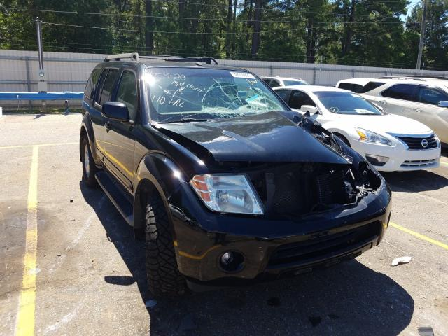 Nissan salvage cars for sale: 2008 Nissan Pathfinder
