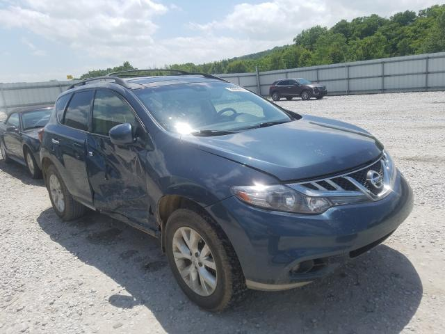 Nissan salvage cars for sale: 2013 Nissan Murano S