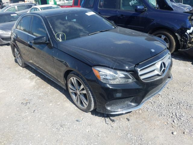 Mercedes-Benz salvage cars for sale: 2014 Mercedes-Benz E 350
