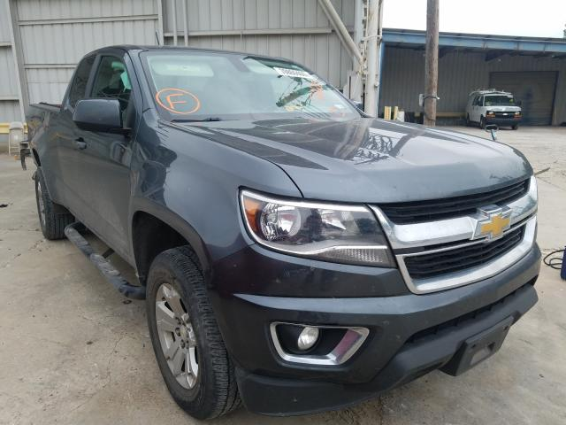 Chevrolet Colorado L salvage cars for sale: 2016 Chevrolet Colorado L