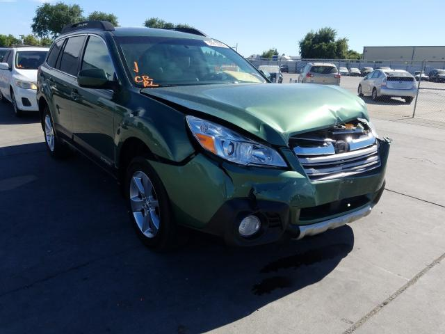 Subaru Outback 2 salvage cars for sale: 2014 Subaru Outback 2