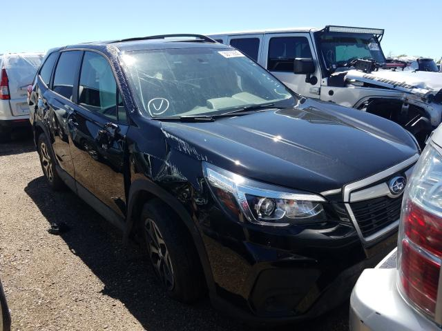Salvage cars for sale from Copart Brighton, CO: 2019 Subaru Forester