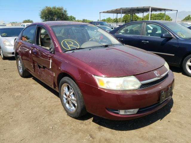 Saturn salvage cars for sale: 2003 Saturn Ion Level