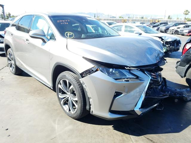 Lexus RX 450H BA salvage cars for sale: 2018 Lexus RX 450H BA