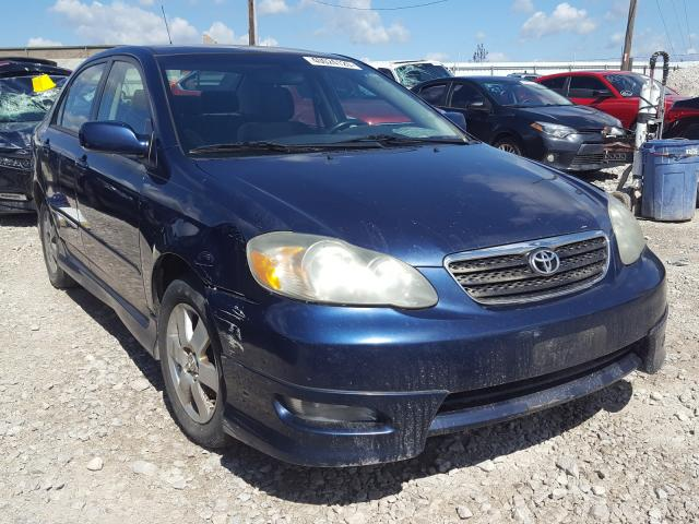 Salvage cars for sale from Copart Columbus, OH: 2007 Toyota Corolla CE