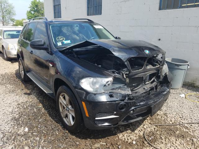 Salvage cars for sale from Copart Hillsborough, NJ: 2011 BMW X5 XDRIVE3