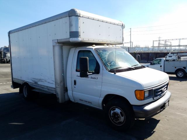 Salvage cars for sale from Copart Wilmington, CA: 2006 Ford E450